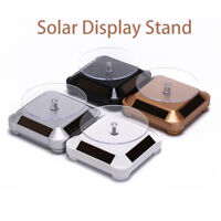 SOLAR PRÄSENTIERSTÄNDER 360° | Display Stand Holder Verkaufsständer Drehteller