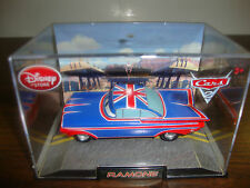 Disney---Cars 2---Ramone---1:43 Scale Diecast---Clear Case---Factory Sealed