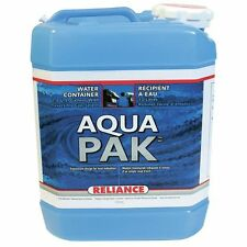 Reliance Aqua-Pak 2.5 Gallon 10 Liter Water Container Storage 8905-03