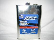 4 Gallons Bombaridier Evinrude Engine Tuner Power Tune Sea Foam