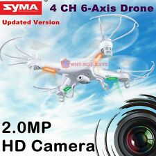 Syma X5C Explorer 2.4Ghz Drone Helicopter RC 4CH 6-Axis with gyro HD Camera Cam