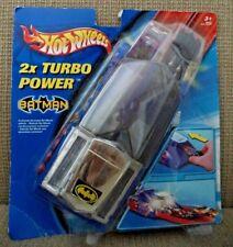 HOT WHEELS 2X TURBO POWER BATMAN LAUCHER W/ BATMOBILE 2003 *NEW*