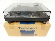 Technics Audio Record Players & Turntables