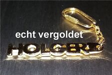 Edler SchlÜsselanhÄnger Jochen Vergoldet Gold Name Keychain Weihnachtsgeschenk Luxus-accessoires