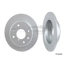 One New Meyle Disc Brake Rotor Front 31285 BJ1Y3325X for Mazda Protege