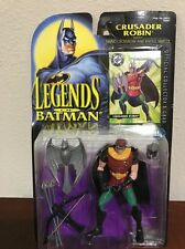 Legends of Batman Crusader Robin with Crossbow 1995 Kenner