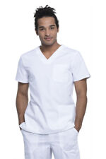 Cherokee Workwear Scrubs Certainty Plus Men's Top