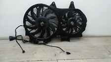 2004 AUDI A4 B6 1.9 TDI TWIN RADIATOR COOLING FAN 8E0121205AB