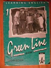 Green Line new 1 workbook (1996 2. Auflage aus 2004-2008)