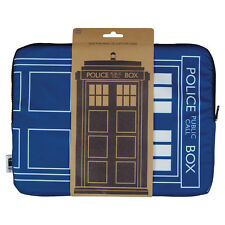 Doctor Who gift - Tardis Laptop Sleeve. Official Licensed Computer Bag Case