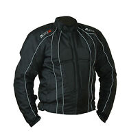 New Motorbike Motorcycle Jacket Textile Waterproof Windproof CE Armours Jackets