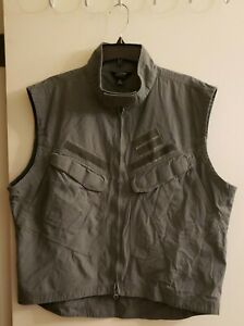 Blackhawk Warrior Wear HPFU Tactical Vest Size XL Green