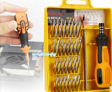 32 in 1 set Micro Pocket Precision Screwdriver Kit Magnetic Screwdriver tool box