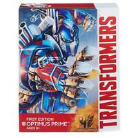 Transformers Optimus Prime toy NIB Age of Extinction First Edition new in box