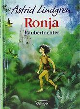 Ronja Räubertochter von Astrid Lindgren   Buch   Zustand gut