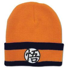 OFFICIAL DRAGON BALL Z - GOKU KANJI CUFF BEANIE HAT (BRAND NEW)