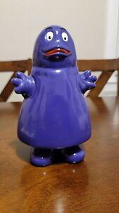 Mcdonalds Purple Grimace Bank