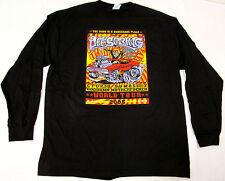 OFFSPRING Long Sleeve T-shirt Dangerous Road World Tour Tee Adult XL Black New