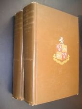 1889 Captain Gronow Memories of Camp, Court, Limit., Numbered Ed. Color Plates