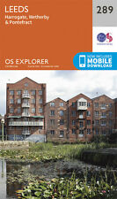Leeds Explorer Map 289 - New - OS - Ordnance Survey