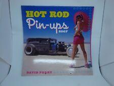 Ultra SEXXY! ~ HOT ROD PIN-UPS 2007 12x12 Wall Calendar BABES & RODS David Perry