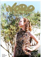 Noro: The World of Nature Vol. 16 - 9 Spring Summer Knitting Patterns for Women