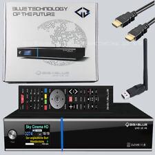 GigaBlue UHD UE 4K SAT-Receiver +150 Mbit Wlan 2x FBC DVB-S2 Tuner Linux E2 IPTV