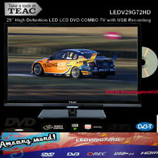 "TEAC 29"" 12V (74cm) HD LED LCD TV DVD COMBO Caravan Motorhome Boat TV USB Record"