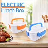 Electric Heating Lunch Box Food-Grade Portable Food Heater Container Warmer 1.5L