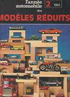 l'année automobile des modèles réduits, n°2 1983