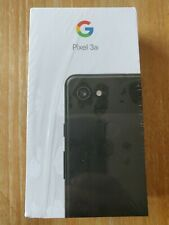 GOOGLE Pixel 3a - 64 GB Android Mobile Smart Phone Black Unlocked