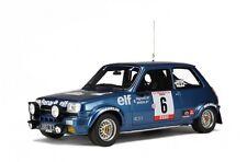 """OTTOMOBILE RENAULT 5 Alpine """"Tour de Corse 1979"""" LE 2000pcs 1:18 **New Item**"""