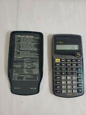 Texas Instruments TI-30Xa Scientific Calculator School SLEEVE Solar Tested