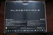 PlayStation 3 PS3 Console CECHA00 Backwards Compatible boxed Japan system