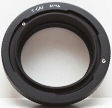 Vintage T T2 Lens Mount to Canon FD Camera Adapter Made in Japan