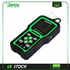 8V 18V Battery Scanner Diagnostic Code Reader OBDII EOBD Diagnostic J1850-PWM