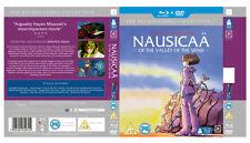 Nausicaa Of The Valley Of The Wind Blu-ray SLIP / COVER CUSTOM MADE DIGITAL PDF