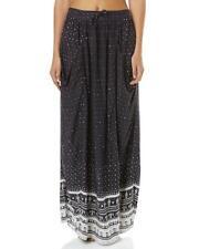 Rip Curl Phoenix Maxi Skirt Womens Size 10 - Gskbi1 Grey #