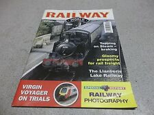 Railway World May 2001 Magazine Vol. 62 #732 Bill Lucas *FREE SHIPPING*