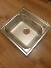 Single Bowl Kitchen Sink BLANCO TOGA 45 CNS Stainless Steel  Sink 440x450