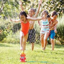 KIDS WATER SPRINKLER OUTDOOR FIRE HYDRANT LAWN GARDEN SUMMER WET GAMES GARDEN