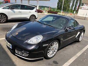 Porsche Cayman S 2009 ( type 987 ) 3.4 295 chevaux 30.500 €