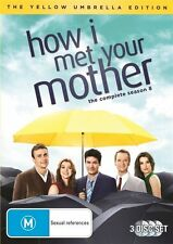 How I Met Your Mother : Season 8 DVD * Like New * Region 4