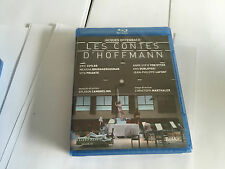 Tales of Hoffman: Teatro Real De Madrid (Cambreling)  Blu-ray NEW SEALED