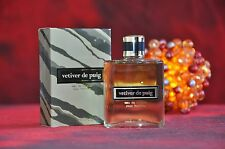 VETIVER de Puig EDT Pour HOMME 50ml., Discontinued, Vintage, Very Rare, New