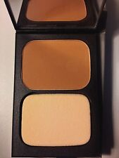 SEBASTIAN TRUCCO WET/DRY DUO POWDER FOUNDATION MOOD .4 OZ DARK MATT