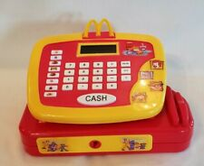 2004 McDonalds Talking Calculator Cash Register kids play toy electronic tested