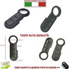 TASTI CHIAVE A 3 PULSANTI KEY FIAT 500 PANDA GRANDE G. PUNTO EVO BRAVO LANCIA Y