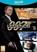 WIIU: James Bond 007 Legends