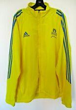 Adidas Climaproof 2013 Boston Marathon Windbreaker Jacket Yellow Large ( L )